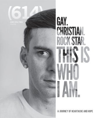 Christian rock star comes out as gay  Here's the letter he wrote to