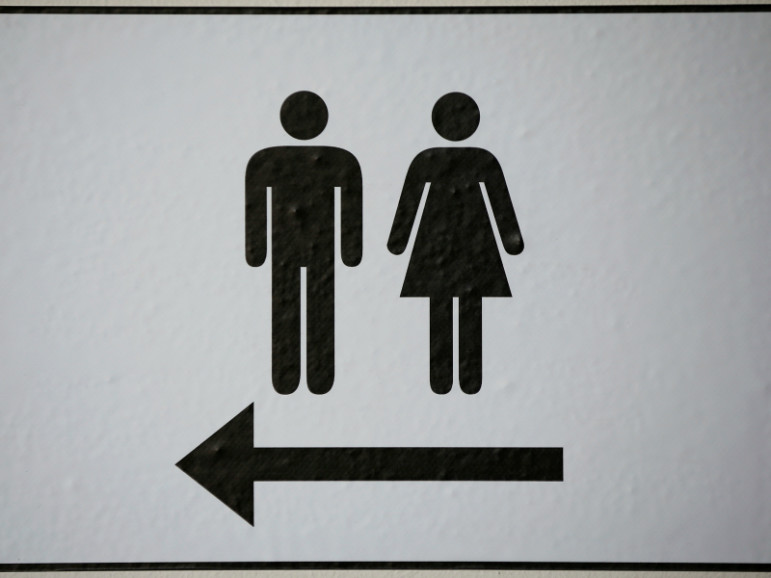 Southern Baptist theologian Russell Moore argues unisex bathrooms represent an affront to the biblical understanding of men and women. Photo courtesy of Reuters