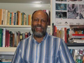 Dr. Bernard Powers, History Department, College of Charleston. Photo courtesy of Bernard Powers