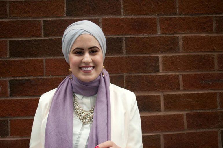 Laila Alawa runs a Muslim-led feminist media company in Washington, D.C. Photo courtesy of Laila Alawa