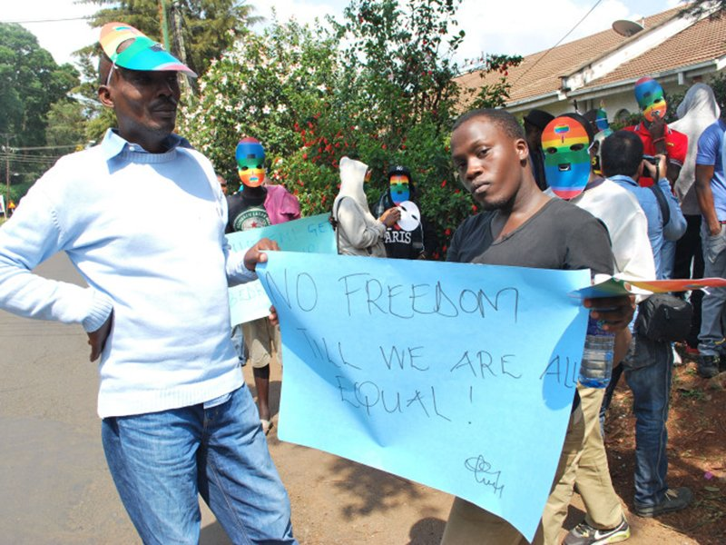 to what extent can the rights of homosexuals be protected in africa The politics of homosexuality in africa ben and same-sex marriages in south africa in the area of sexual minority rights can make use of the.