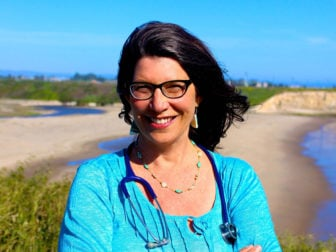 Family medicine specialist Catherine Sonquist Forest says she willing to write prescriptions for terminally ill patients who qualify for California's End of Life Option law which allows them to choose when they die. Photo courtesy of Owen Forest