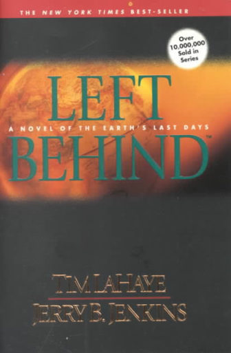 First volume of the Left Behind series