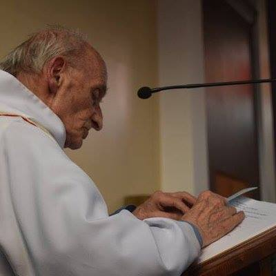 Rev. Jacques Hamel, slain in an attack on Tuesday, July 26, in an attack in Saint-Etienne-du-Rouvray, Frances. Courtesy of Saint-Etienne-du-Rouvray parish.