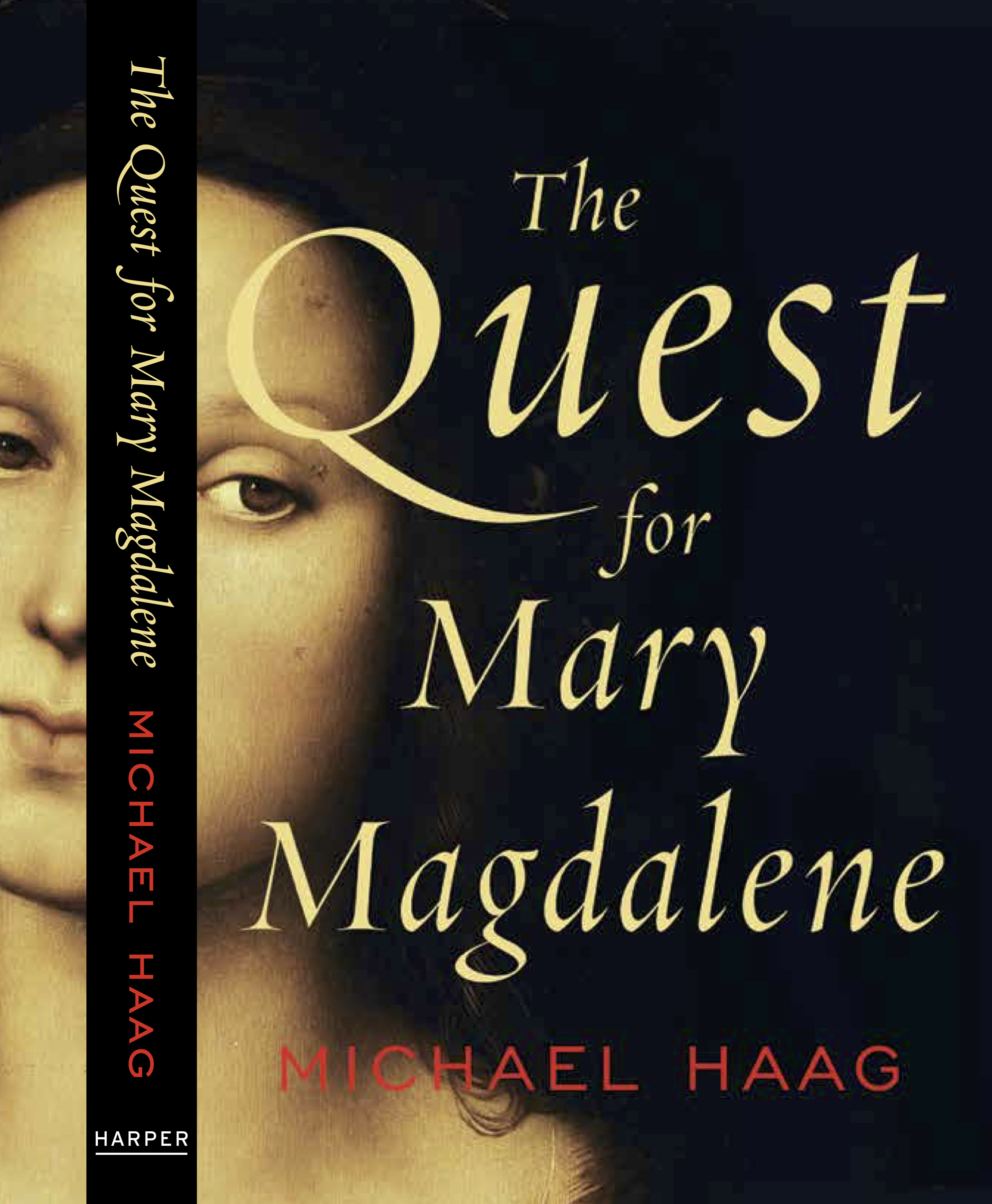 """""""The Quest for Mary Magdalene,"""" published in May, by Michael Haag. Photo  courtesy of Michael Haag"""