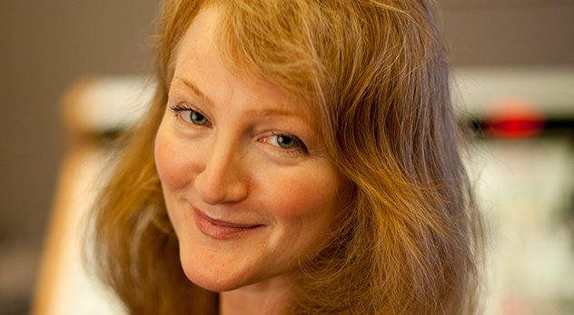 "Krista Tippett is the peabody-award winning host of NPR's ""On Being"" and author of ""Becoming Wise."" - Image courtesy of Krista Tippet"
