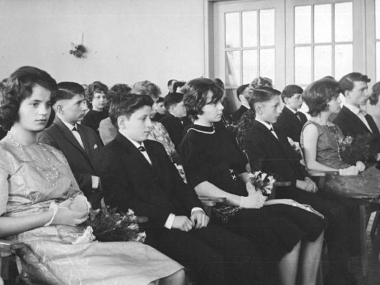 1963 Jugendweihe in Staaken