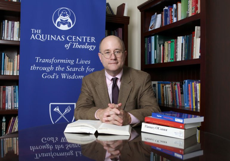Dr. Phillip Thompson became the executive director of the Aquinas Center of Theology in August 2008. The Atlanta native is a member of St. Peter Chanel Church, Roswell.