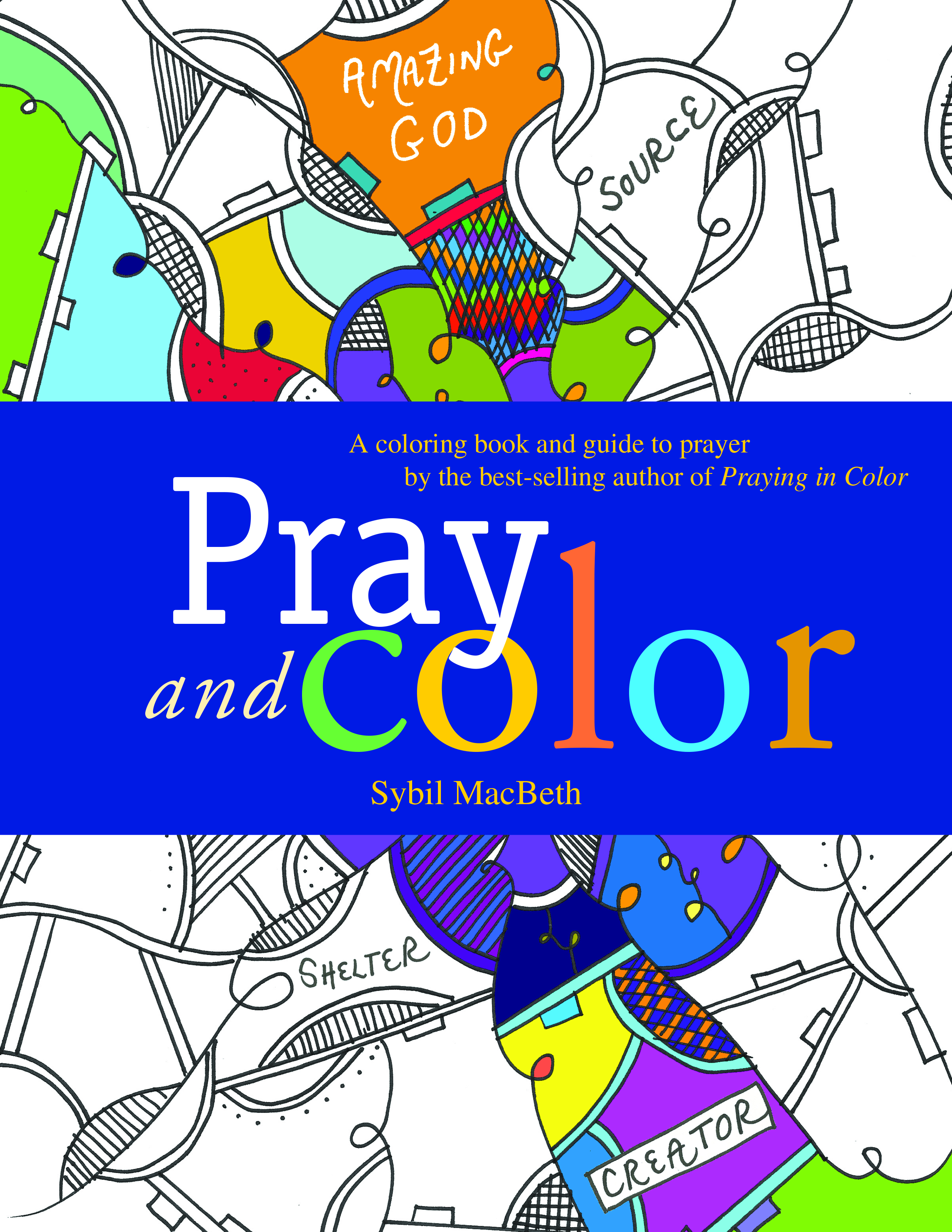 Giveaway: Win a free copy of new \'Pray and Color\' coloring book ...