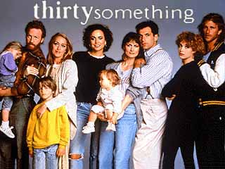 Cast of the TV show Thirtysomething