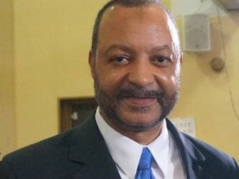 A national commander of the Muslim American Veterans Association, Lyndon Bilal joined the air force in 1980 and became Muslim shortly after. Photo courtesy of Lyndon Bilal