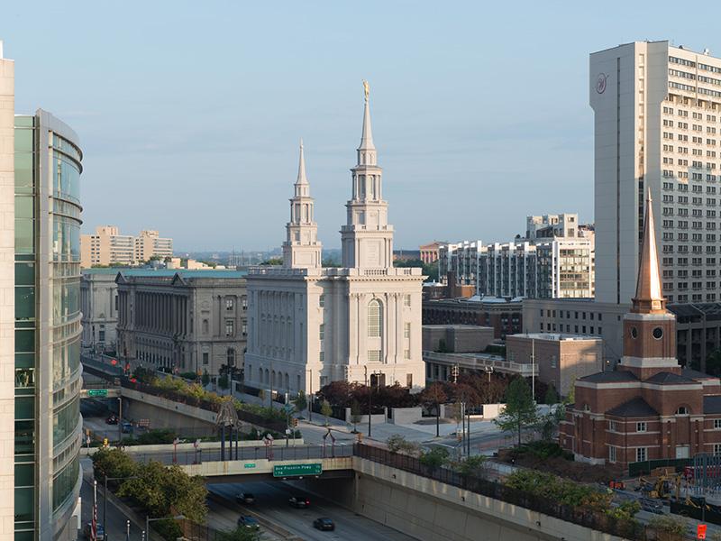 Mormon Temple in Philadelphia