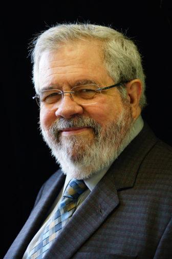 "David Cay Johnston, author of ""The Making of Donald Tump."" Photo courtesy of Melville House"