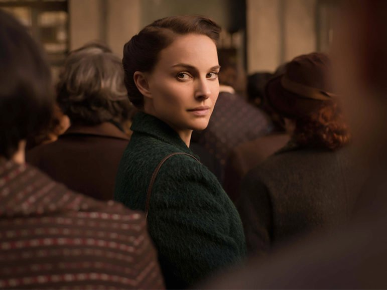 Natalie Portman directed and stars in