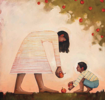 """""""Families Help Each Other,"""" by Caitlin Connolly"""
