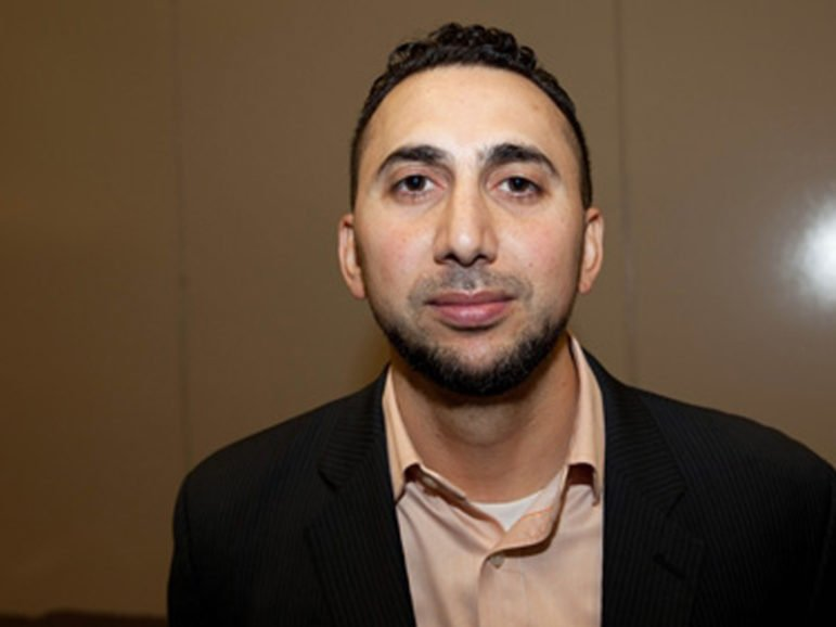 Rami Nashashibi, founder of a Chicago Muslim organization, has been named to President Obama's list of faith-based advisers. Photo courtesy of The White House