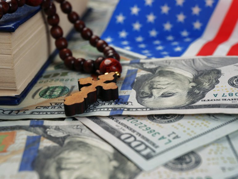 First-ever measure of religion's quantitative worth to US comes up with $1.2 trillion.