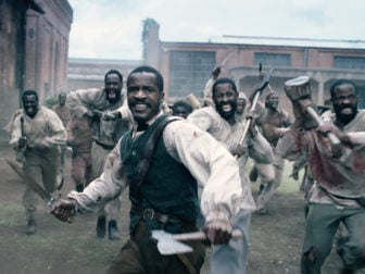 """Nate Parker as """"Nat Turner"""" in """"The Birth Of a Nation."""" Photo courtesy of Fox Searchlight Pictures"""