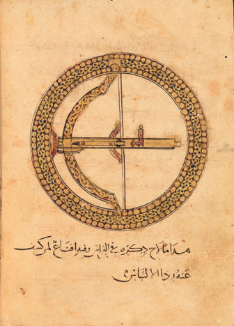 Saladin's Treatise on Armor from Syria, before 1187