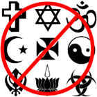 No to all religions