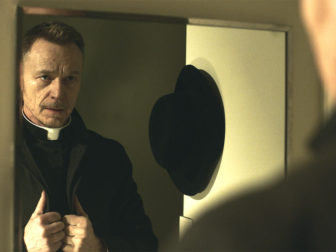 Ben Daniels in The Exorcist premiering Friday, Sept. 23 on FOX. Photo courtesy of Fox