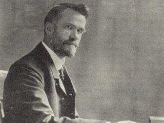 Walter Rauschenbusch.