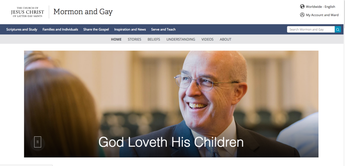 New gay site