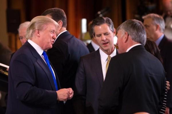 Inauguration speaker Franklin Graham: God allowed Donald Trump to win
