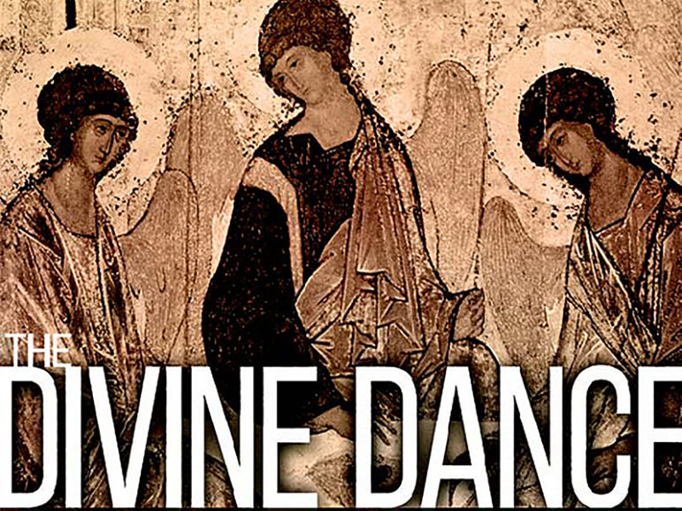 """The Divine Dance"" by Richard Rohr. Photo courtesy of Whitaker House"