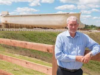 Ken Ham, founder of the Ark Encounter and Creation Museum. Photo courtesy of A. Larry Ross Communications