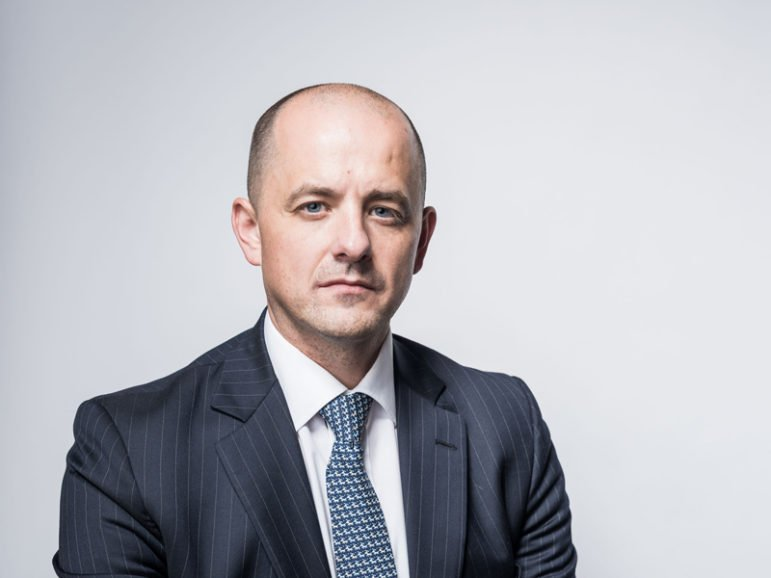 Evan McMullin. Photo courtesy of Evan McMullin