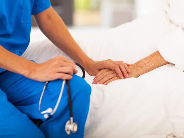 It is crucial that health care providers are prepared to have end-of-life conversations with their patients, especially when religion plays a role in the patient's health care decision-making.