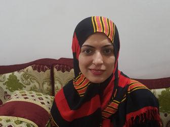 Nafheh Sanai al-Sakkaf. Photo provided by Nafheh Sanai al-Sakkaf