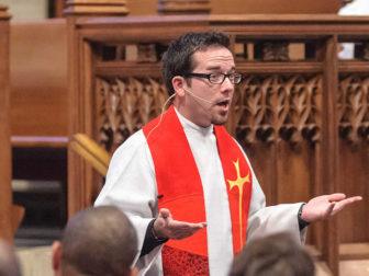 """The Rev. Jason Chesnut, a pastor within the Evangelical Lutheran Church in America, co-created a digital Advent devotional for 2016 with the unorthodox title of """"F--- This S---."""" Photo courtesy of the Rev. Jason Chesnut"""