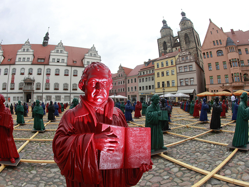 German Protestants Officially Renounce Converting Jews To