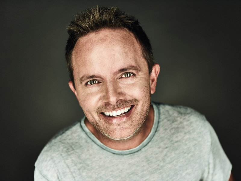 Chris Tomlin has been deemed the most sung artist anywhere, and is easily one of the most prolific songwriters in the country. Photo courtesy of Cameron Powell