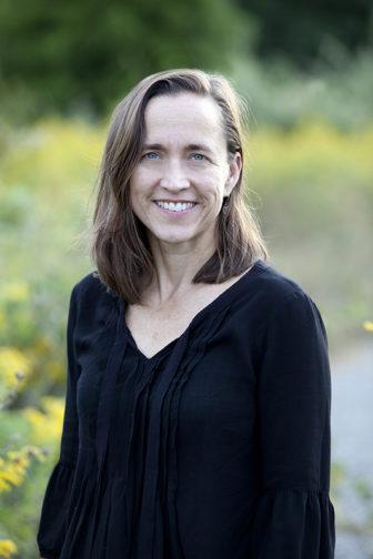 Cassandra Carmichael, Executive Director of the National Religious Partnership for the Environment. Photo courtesy of Cassandra Carmichael