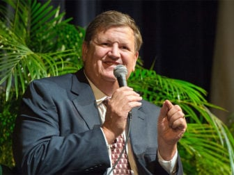 Rev. Mitchell C. Hescox, President/CEOof Evangelical Environmental Network. Photo courtesy of Mitchell Hescox