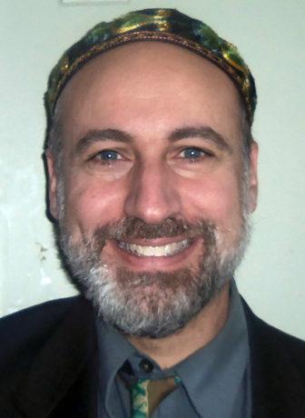 Rabbi Fred Scherlinder Dobb. Photo courtesy of Adat Shalom Reconstructionist Congregation