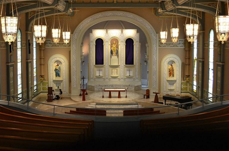 Old St. Patrick's Roman Catholic Church in Chicago, Ill. | Photo courtesy of Sean Birm via Creative Commons