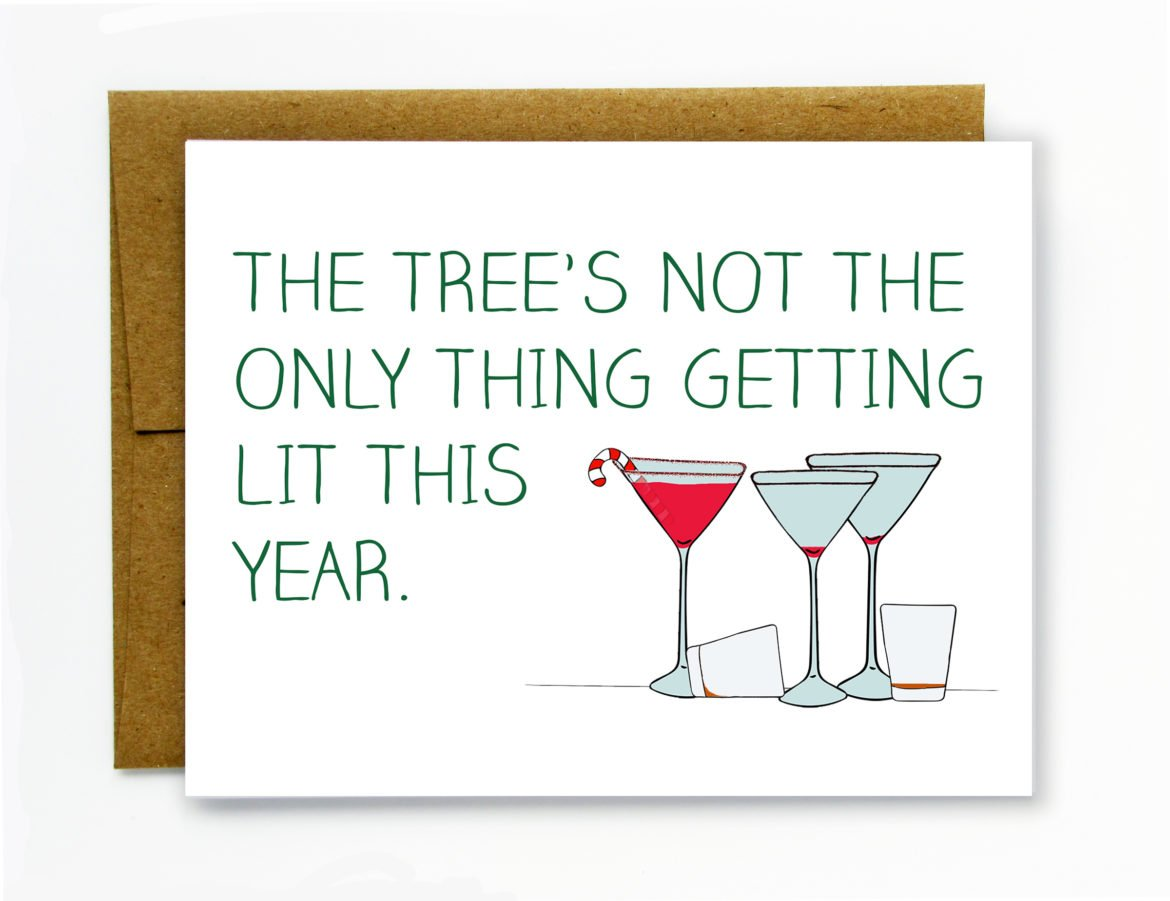 Anti Christmas Cards 11 Suck It Sentiments For 2016 Religion News