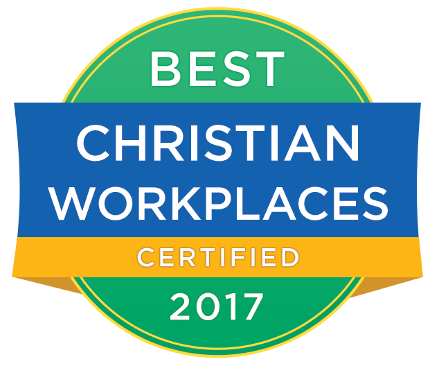 Best Christian Workplace 2017