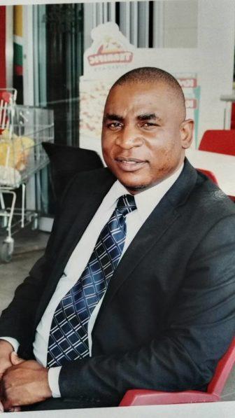 Rev Moses Lungu