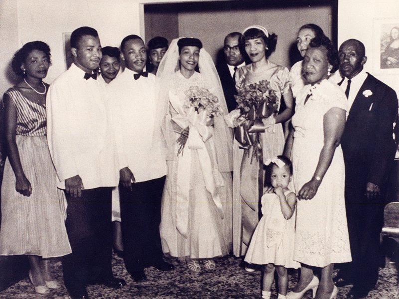 In Her Own Words: Coretta Scott King On Faith, Materialism