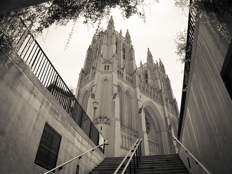 Washington National Cathedral on June 12, 2015. Religion News Service photo by Sally Morrow