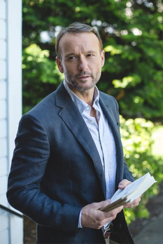 """Tim McGraw as """"Willie"""" in """"The Shack."""" Photo courtesy of Lionsgate"""
