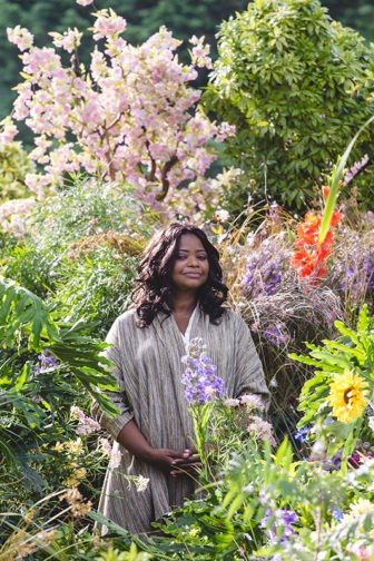 """Octavia Spencer as """"Papa,"""" or God, in """"The Shack."""" Photo courtesy of Lionsgate"""