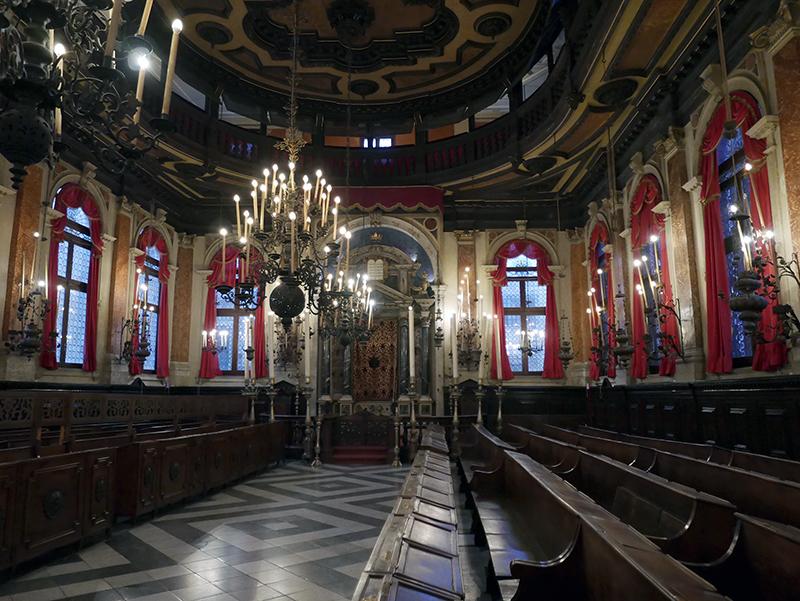 Jewish Synagogue Tour Venice