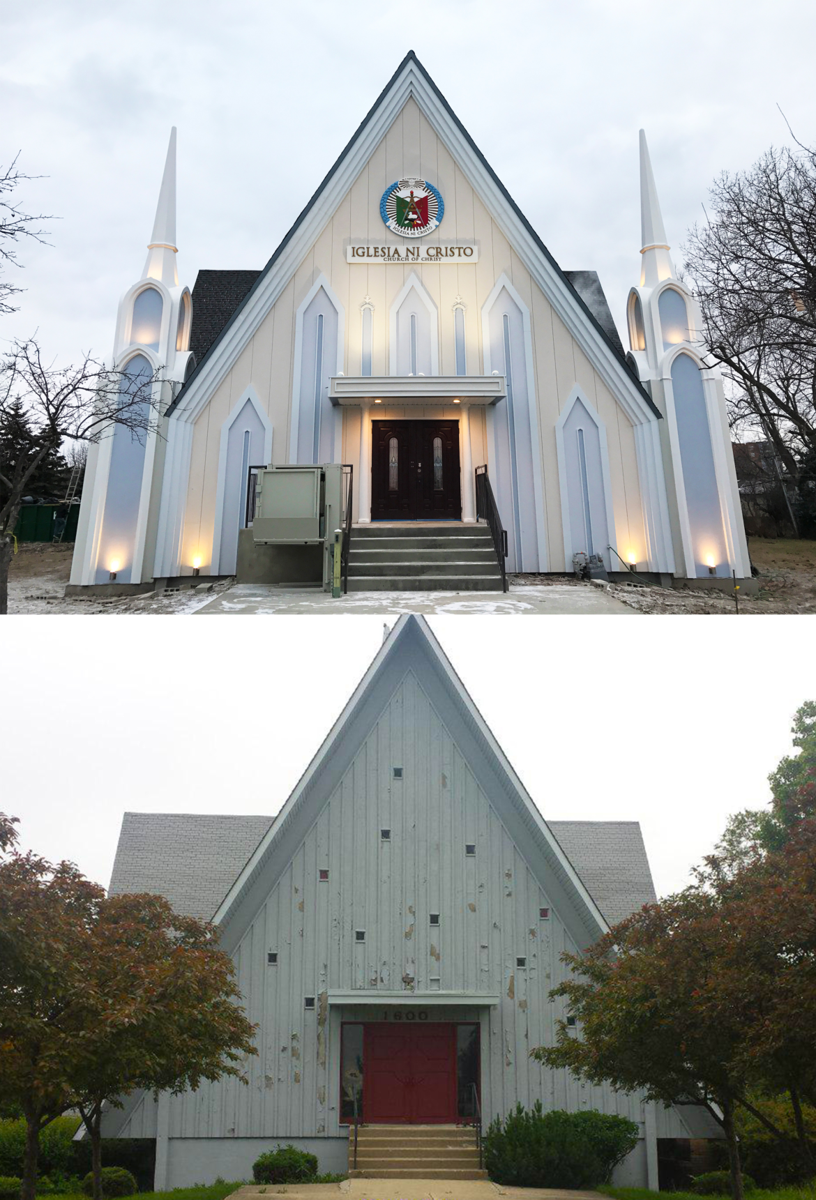 Park ridge chapel saved from abandonment during chicago for Park ridge