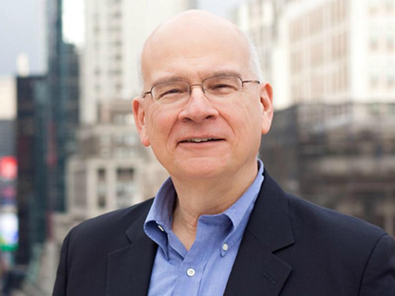 Autor e pastor proeminente Tim Keller tem câncer de pâncreas